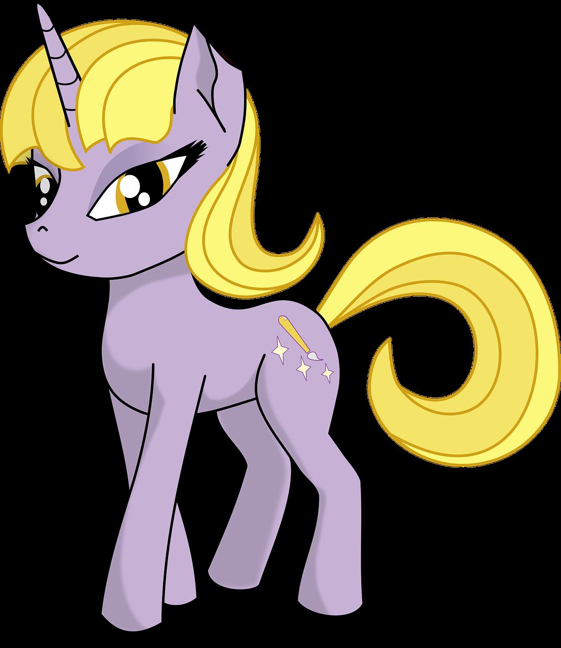 Unicorn Fantasy Fairy Tale Free Vector Graphic On Pixabay