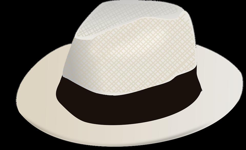 4f773066f Fashion Klobúk Panama Hat - Vektorová grafika zdarma na Pixabay