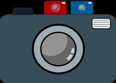 Camera Capture Gallery Icon Kodak Pho