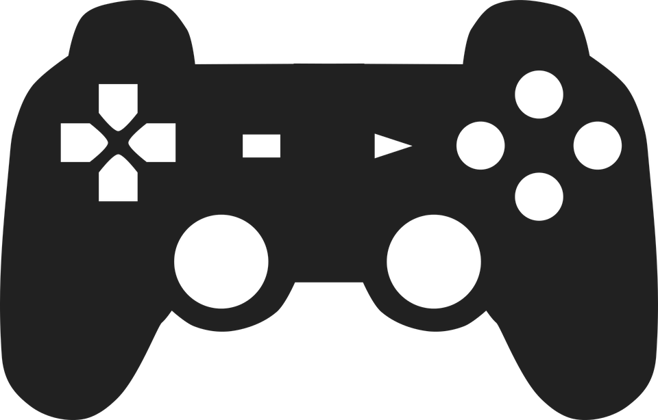 Controller, Pad, Video Game