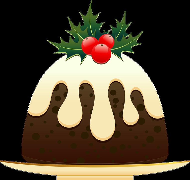 Free vector graphic: Christmas, Christmas Pudding - Free ...