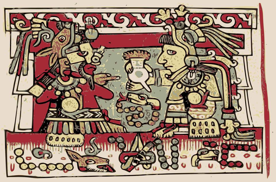 Azteca Caracter Diseno Graficos Vectoriales Gratis En Pixabay