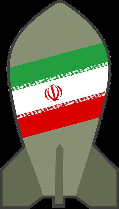 아톰, 원자, 폭탄, 코메디, 코믹, 위험, 국제, 이란, 이란의, 핵, 정치, 방사성, 풍자