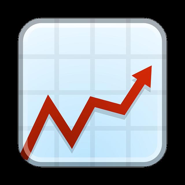 free vector graphic economy icons stock index symbol