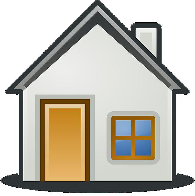 บ้าน ไอคอน บัตร Jims · กราฟิกแบบเวกเตอร์ฟรีบน Pixabay