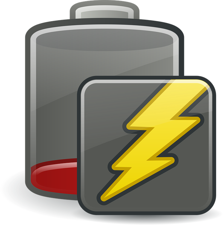 Battery Charging Icons Free Vector Graphic On Pixabay