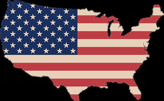 Flag, Map, Request Complete, School, U
