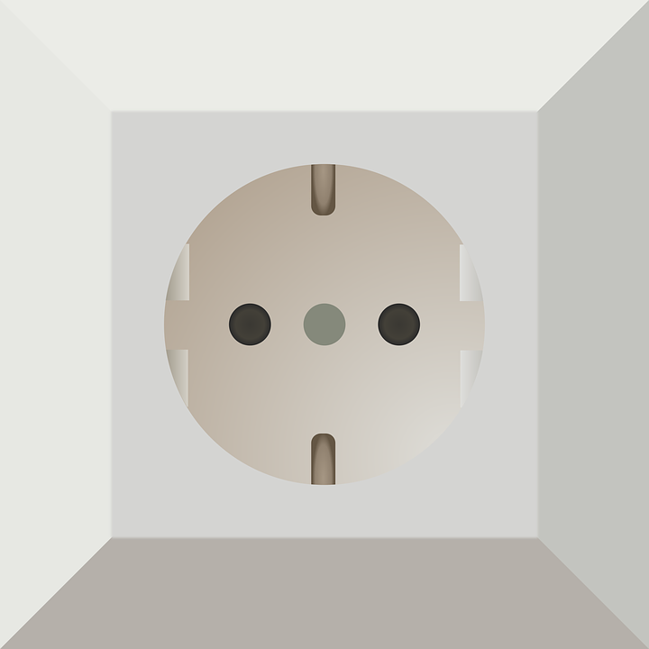 Socket Plug Current · Free vector graphic on Pixabay