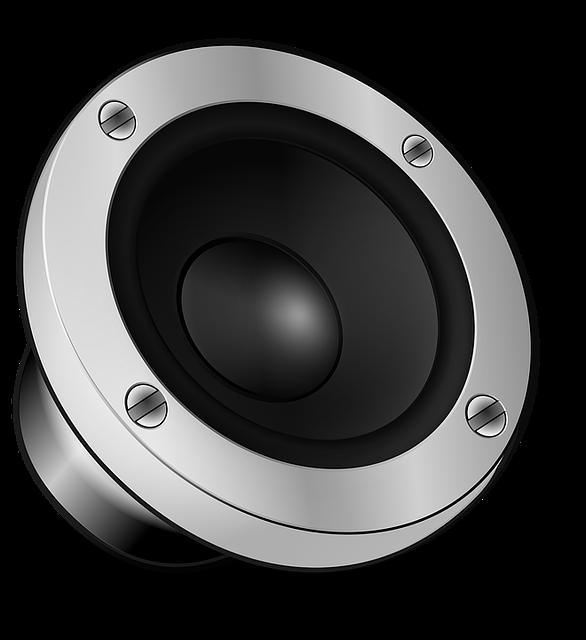 free vector graphic speaker volume loud sound music