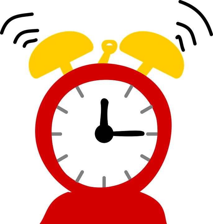 alarm clock ringing free vector graphic on pixabay rh pixabay com free clipart alarm clock ringing