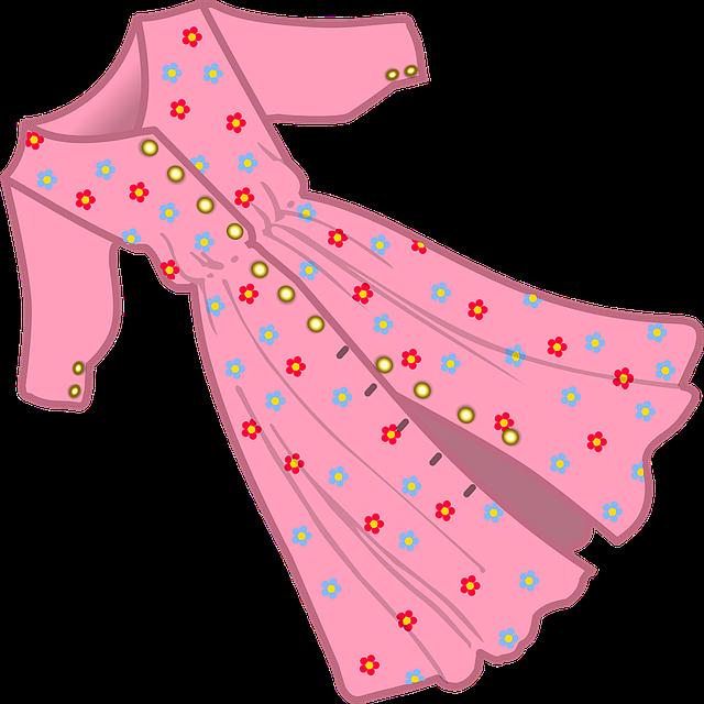 Картинки одежды мультяшек