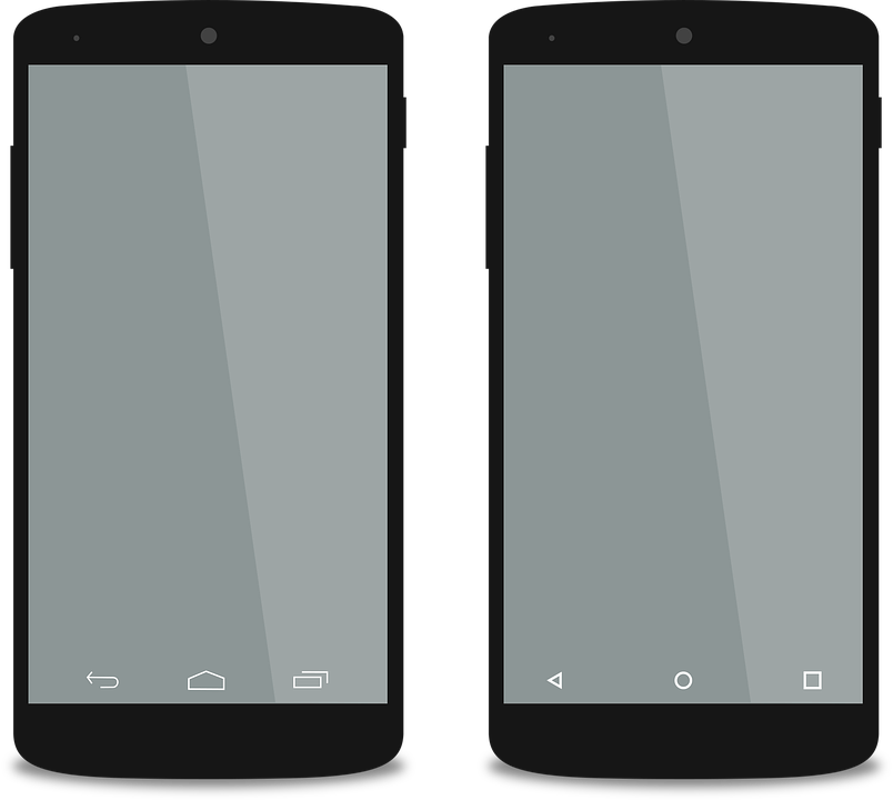 Android Device Flat · Free vector graphic on Pixabay
