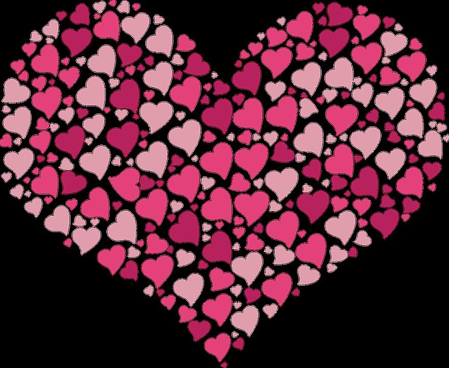 Corazón Corazones El Amor Gráficos Vectoriales Gratis En Pixabay
