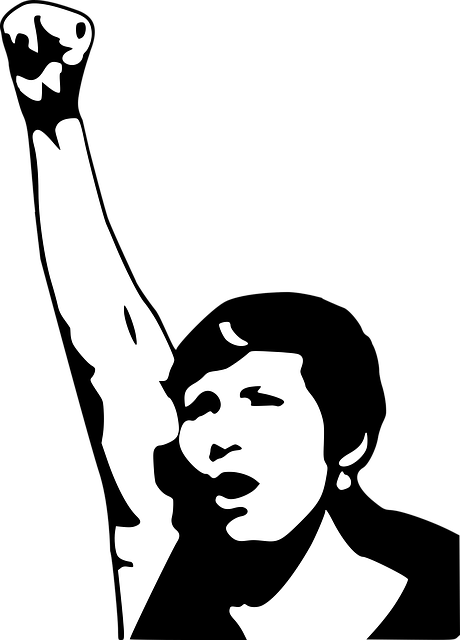 Communism Demonstration Fight  Free Vector Graphic On Pixabay-2035