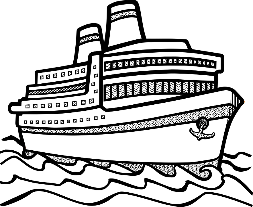 sea ship traffic free vector graphic on pixabay sea ship traffic free vector graphic
