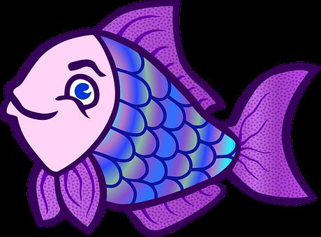 Fisch clipart  Fisch - Kostenlose Vektorgrafiken auf Pixabay