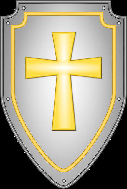 Cross Heraldry Knight 183 Free Vector Graphic On Pixabay