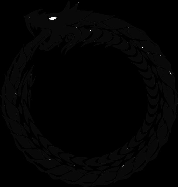 Circle Icons Dragon Ring · Free vector graphic on Pixabay