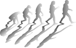 evolution, evolving, mankind