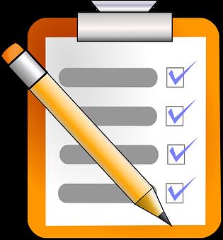 Liste De Vérification, Groupe De Travail