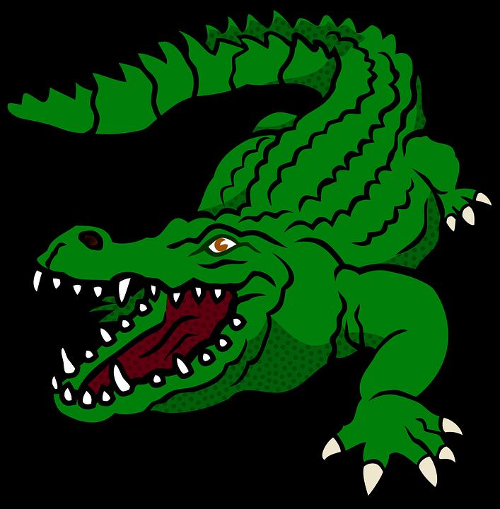 Animal Crocodile · Free vector graphic on Pixabay