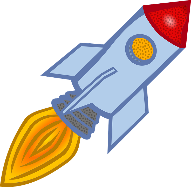 Rocket Vehicle Space Travel Astronaut