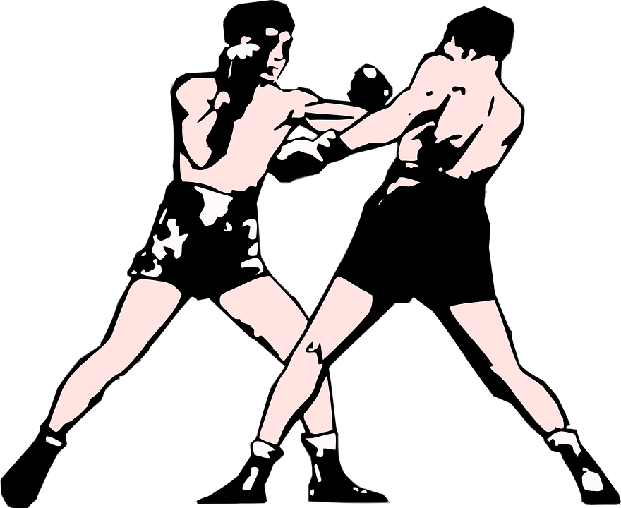 boxing fight perfect art  u00b7 free vector graphic on pixabay