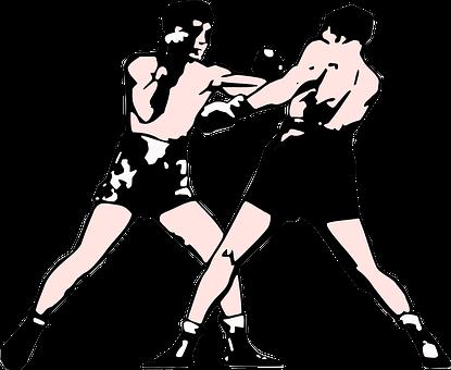ボクシング, 戦い, 完璧な芸術, スパー, ストライキ