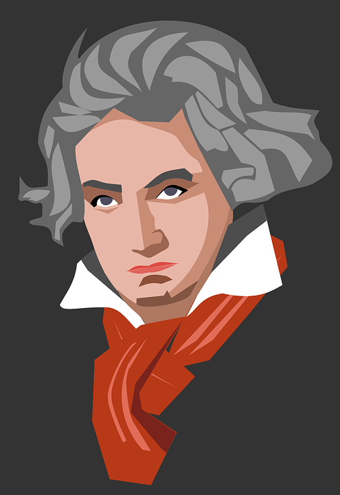 beethoven classic painting