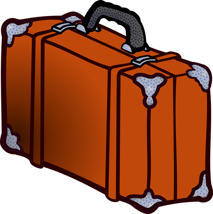 Case Suitcases Free Vector Graphic On Pixabay