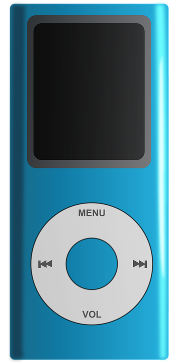 Digital Mp3 Music Sound