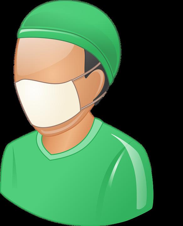 Free Vector Graphic Doctor Person Surgeon Vista Free