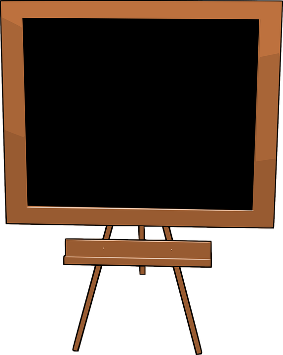 blackboard school chalkboard free vector graphic on pixabay