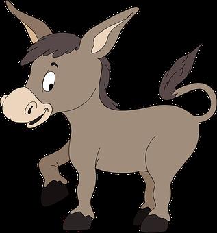 100 kostenlose Esel  Tier Illustrationen - Pixabay