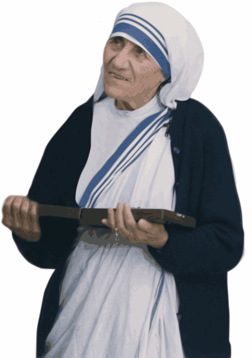 Catholic, Charity, Mother, Nun, Teresa, Trace