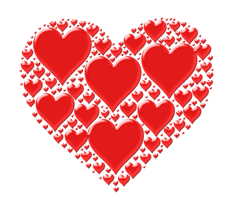 Free vector graphic: Art, Heart, Hearts, Love, Red - Free Image on ...