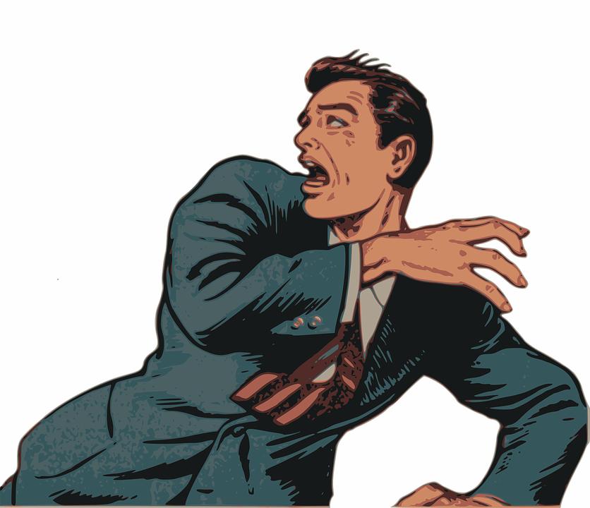 kostenlose vektorgrafik comic angst fliehen schreck kostenloses bild auf pixabay 1296117. Black Bedroom Furniture Sets. Home Design Ideas