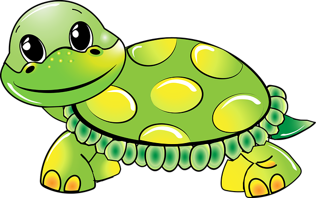 Animals Cute Green · Free vector graphic on Pixabay