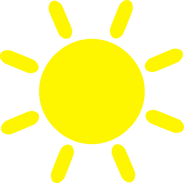 Sun Weather Summer · Free vector graphic on Pixabay