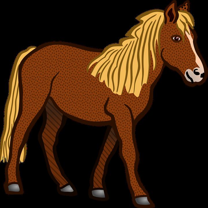 Image vectorielle gratuite cheval des animaux image - Clipart cheval gratuit ...