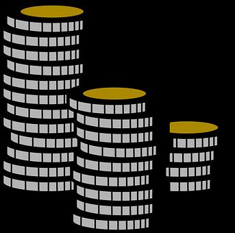 Cash, Chips, Coins, Money, Poker