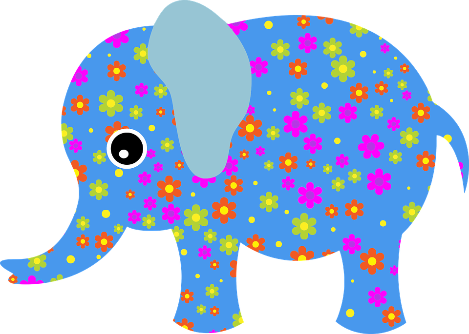 Abstract Animal Art · Free vector graphic on Pixabay