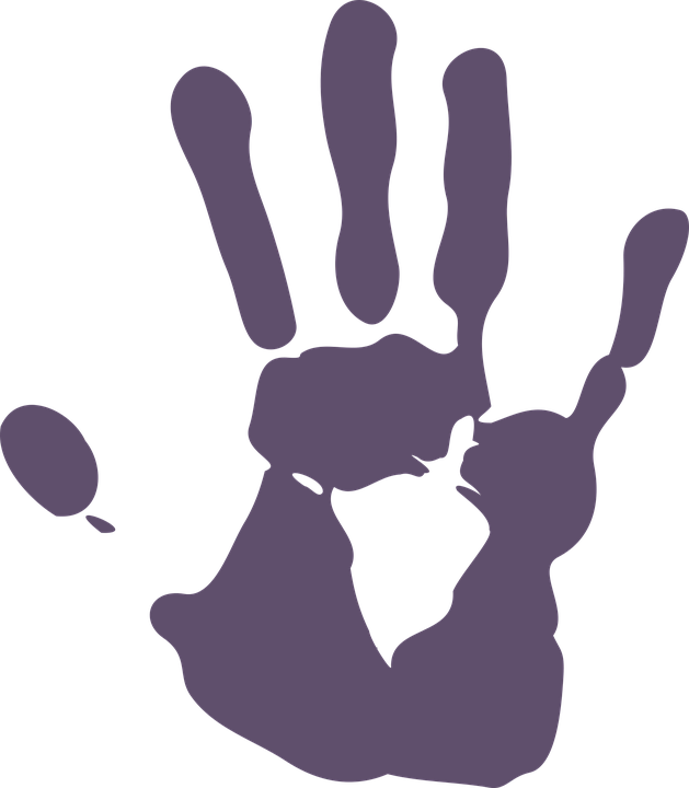 hand palm free vector graphic on pixabay rh pixabay com hand print vector image hand print vector png