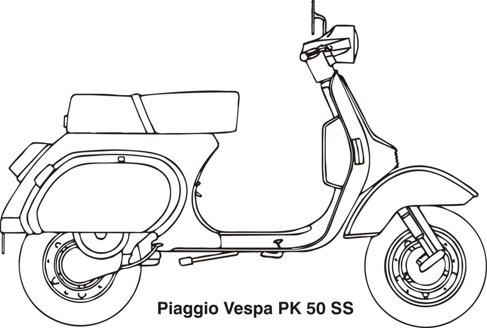 Motorcycles Pk Free Vector Graphic On Pixabay