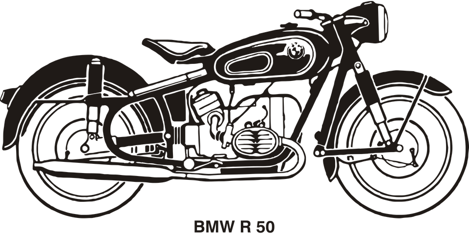 free vector graphic: bmw, classic, historical - free image on