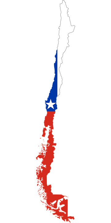 Borders Chile Country - Free vector graphic on Pixabay on