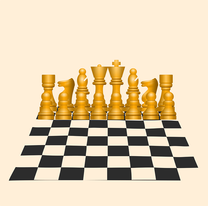 Animation Bishop Chess Free Vector Graphic On Pixabay
