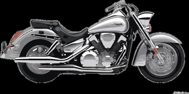 Motorbike Motorcycle Vehicle 183 Free Vector Graphic On Pixabay