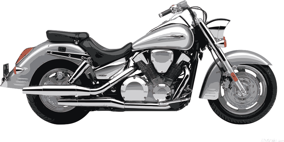 Motorbike motorcycle vehicle free vector graphic on pixabay for Is a bicycle considered a motor vehicle