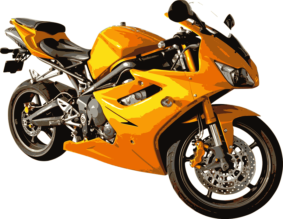 Free Vector Graphic Motorbike Motorcycle Vehicle Free